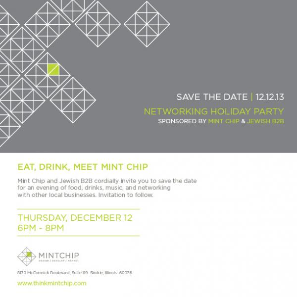 Jewish B2B Networking Holiday Party
